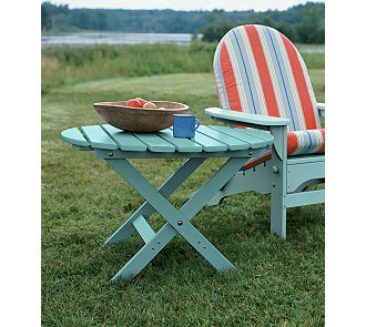 Adirondack Coffee Table Plans